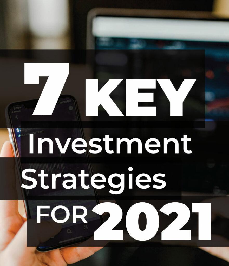 7 Key Investment Strategies